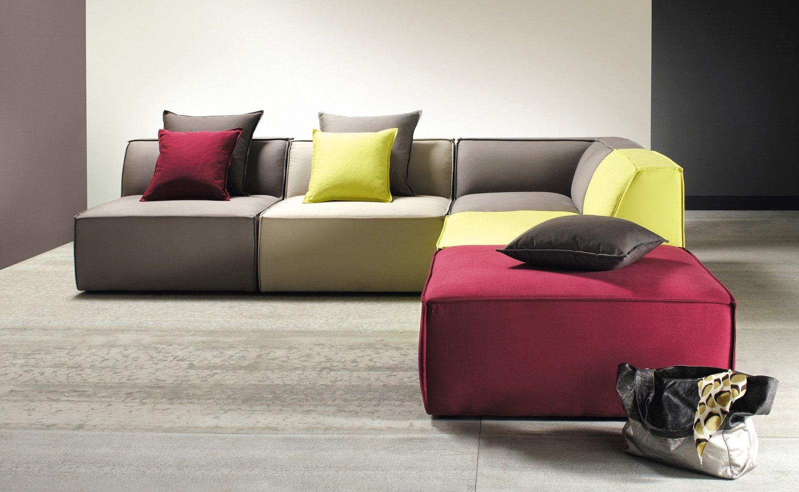 Divani multicolor per arredare in allegria cose di casa for Divano maison du monde
