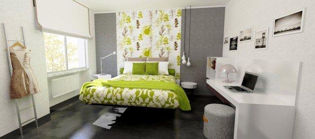 9 idee per arredare la camera da letto cose di casa - Arredare camera da letto 9 mq ...