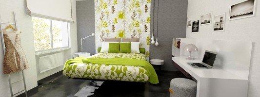 9 idee per arredare la camera da letto