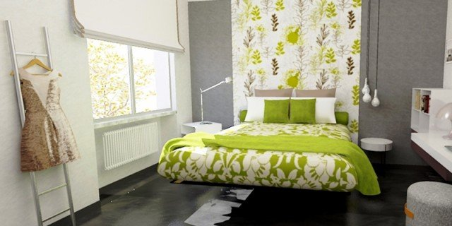 9 idee per arredare la camera da letto cose di casa - Idee x arredare camera da letto ...