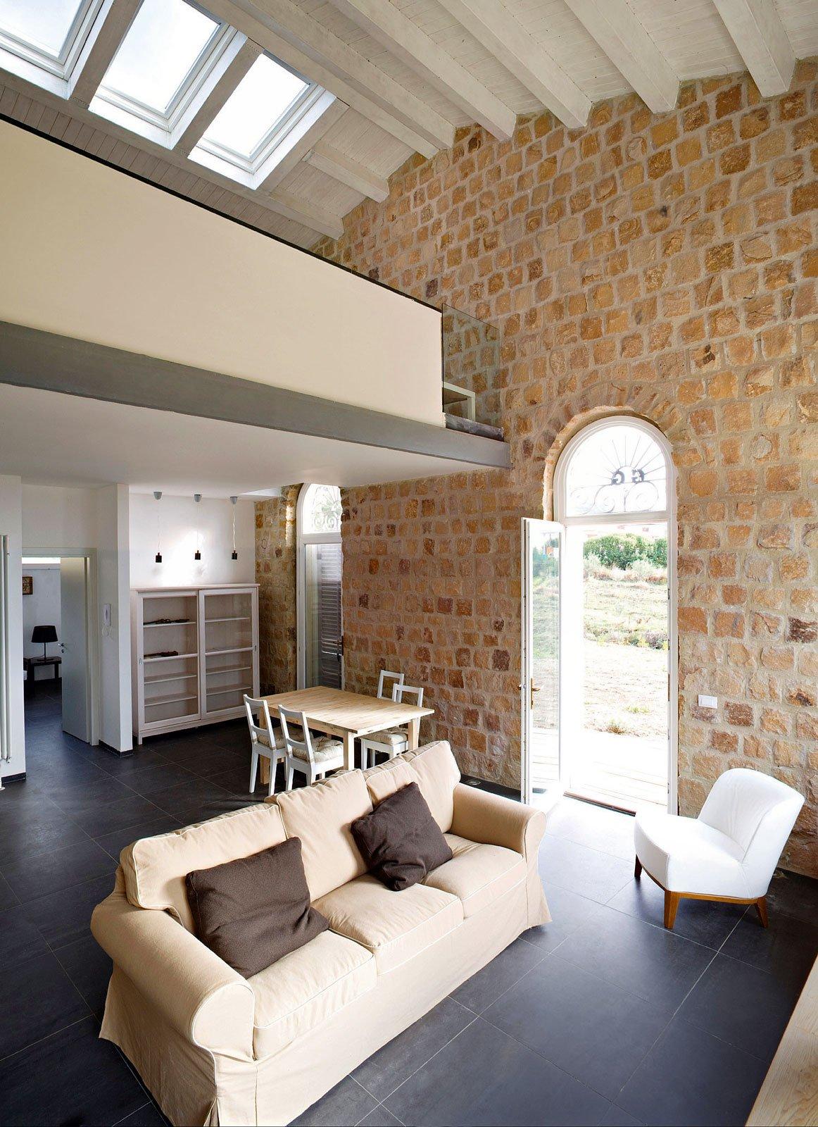Atmosfere mediterranee per il restauro conservativo di un'azienda ...