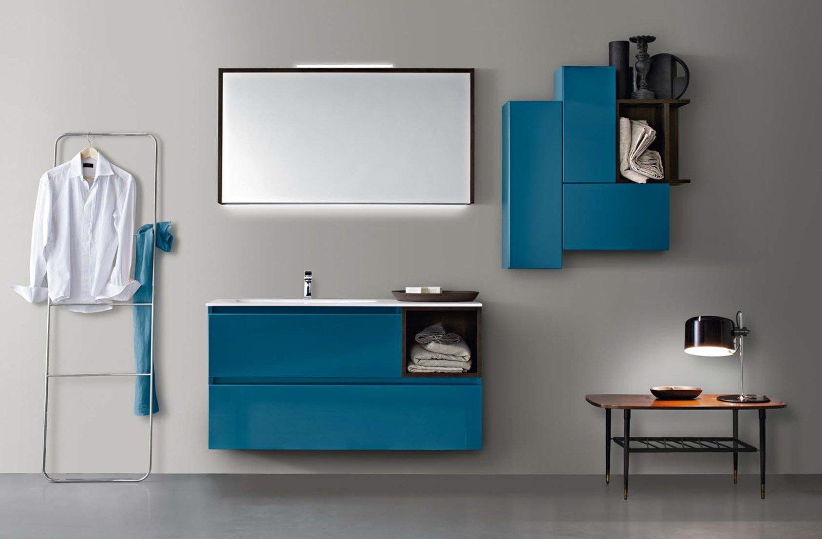 Joy of life by cerasa per arredare il bagno con funzionalità e