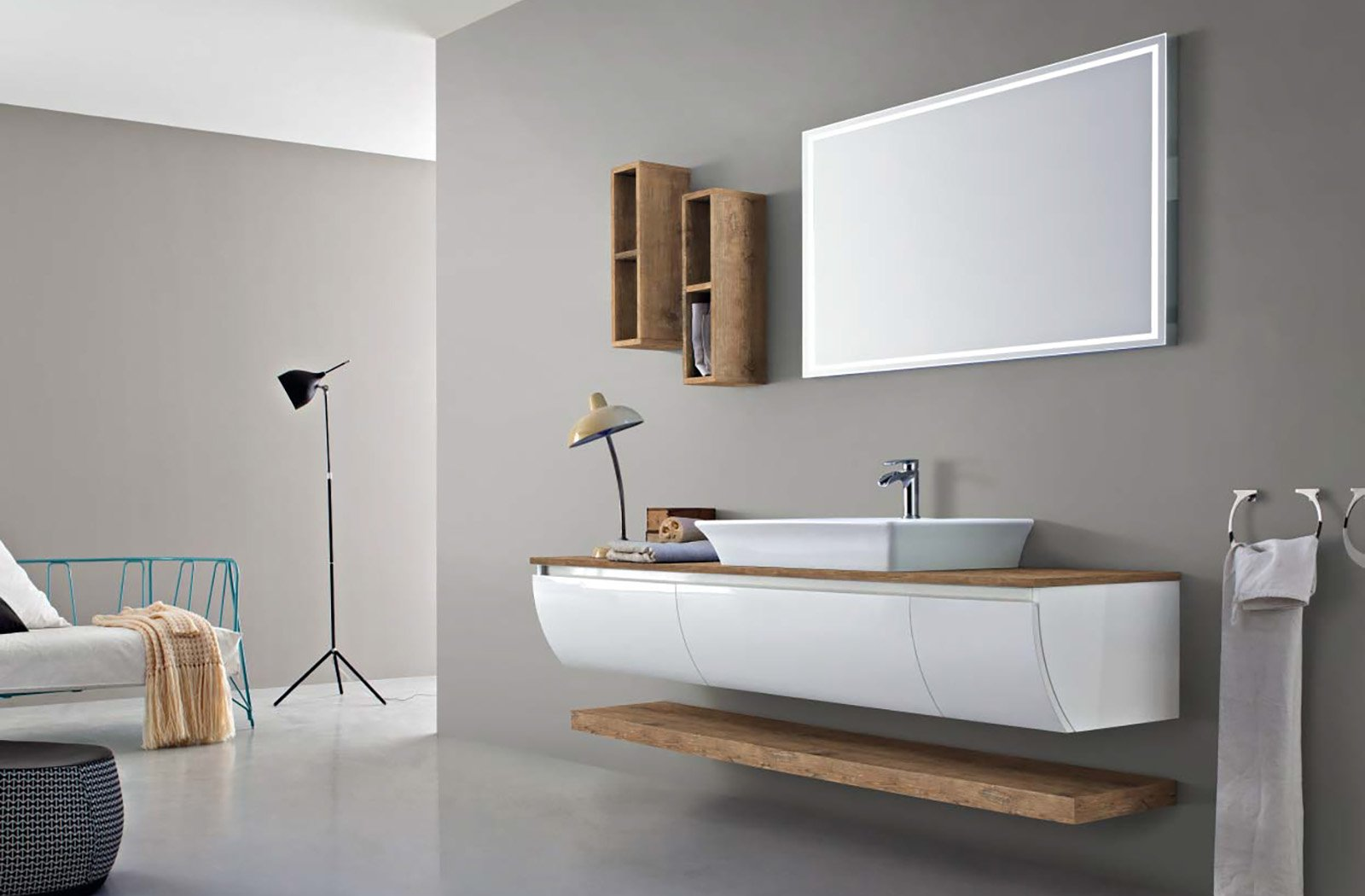 Joy of life by cerasa per arredare il bagno con for Designer di mobili atlanta