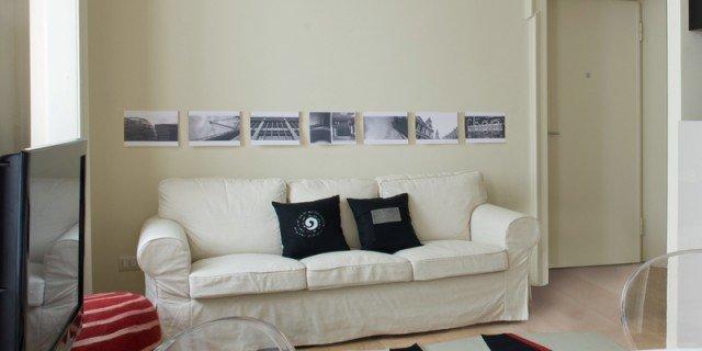 15 idee che risolvono per una casa di 44 mq, tutta da copiare