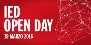 IED: il 19 marzo l'Open Day 2016