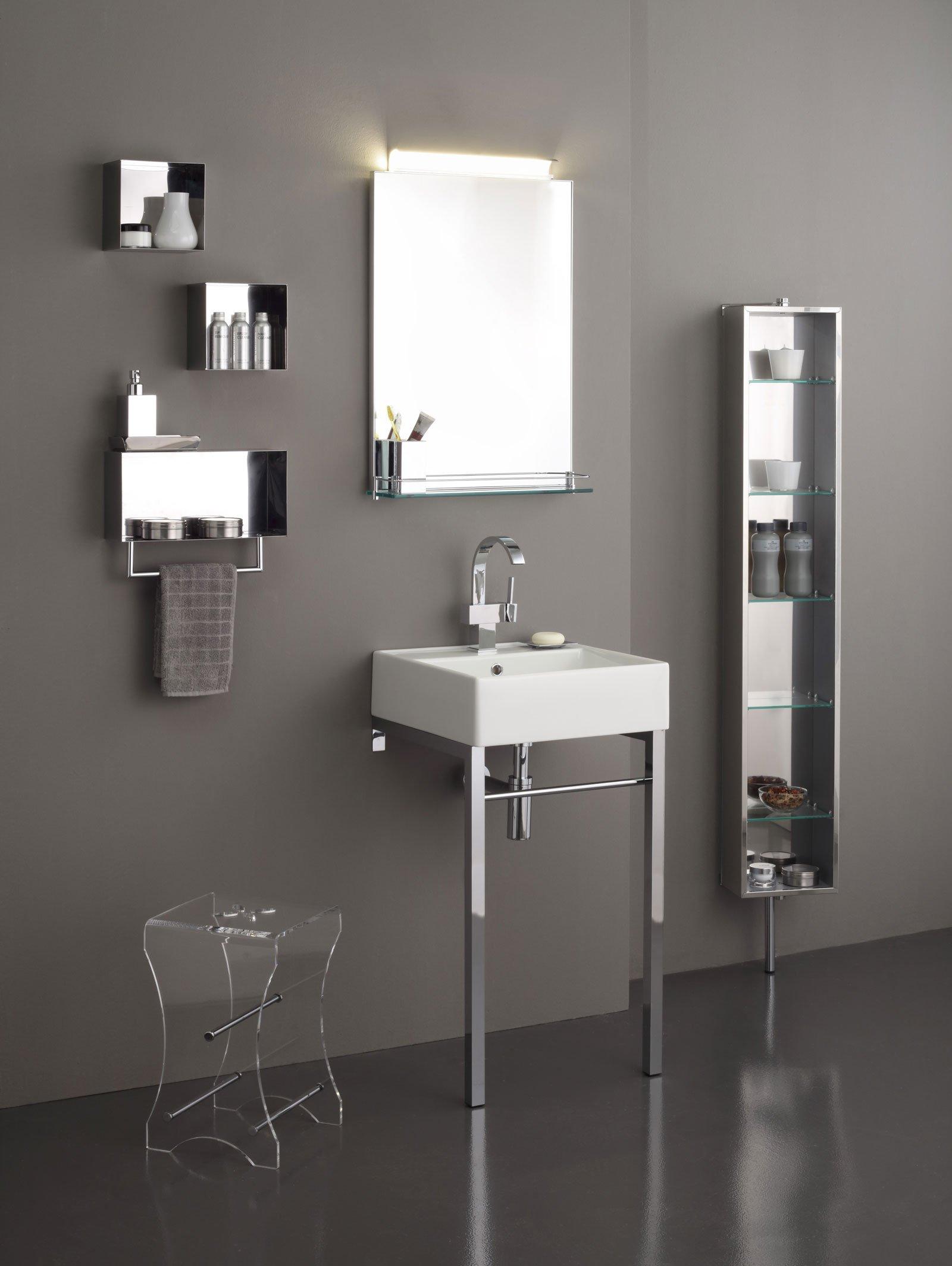 Accessori per il bagno qualit italiana per completare l for Accessori per bagno