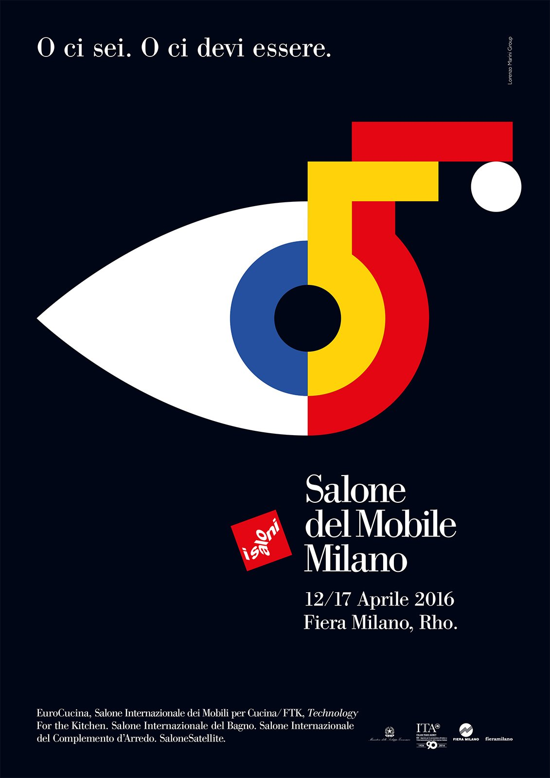 Al via il salone del mobile 2016 a rho fiera milano cose for Fiera del mobile 2016 milano