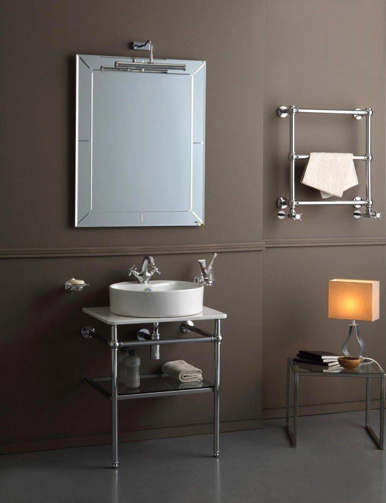 Accessori per il bagno qualit italiana per completare l for Specchio esagonale