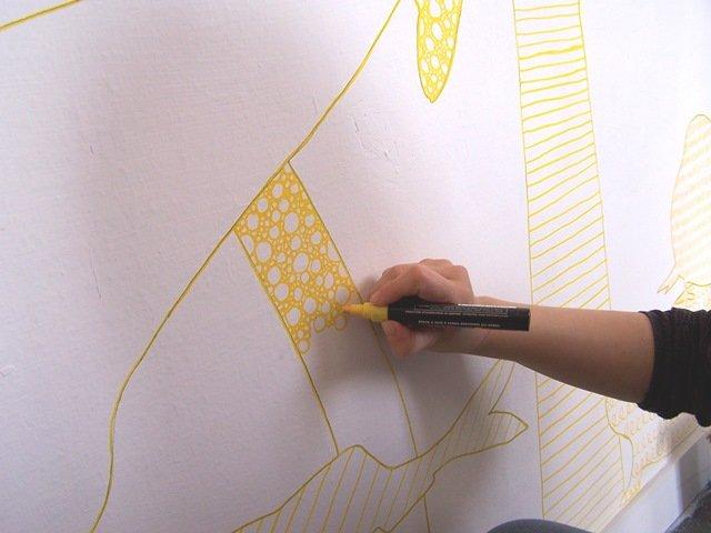 Dipinti Murali Per Camerette : Soffitto marino u ac camerette irilli poster murali