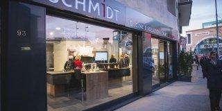 Schmidt: nuovo store a Firenze