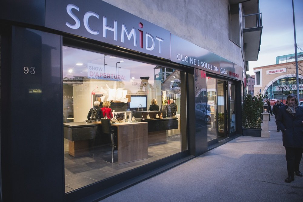 Schmidt nuovo store a firenze cose di casa for Cose di casa shop on line