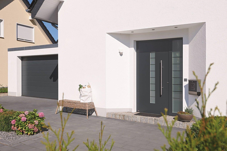 Portoni d ingresso e del garage in promozione cose di casa - Ingressi case moderne ...