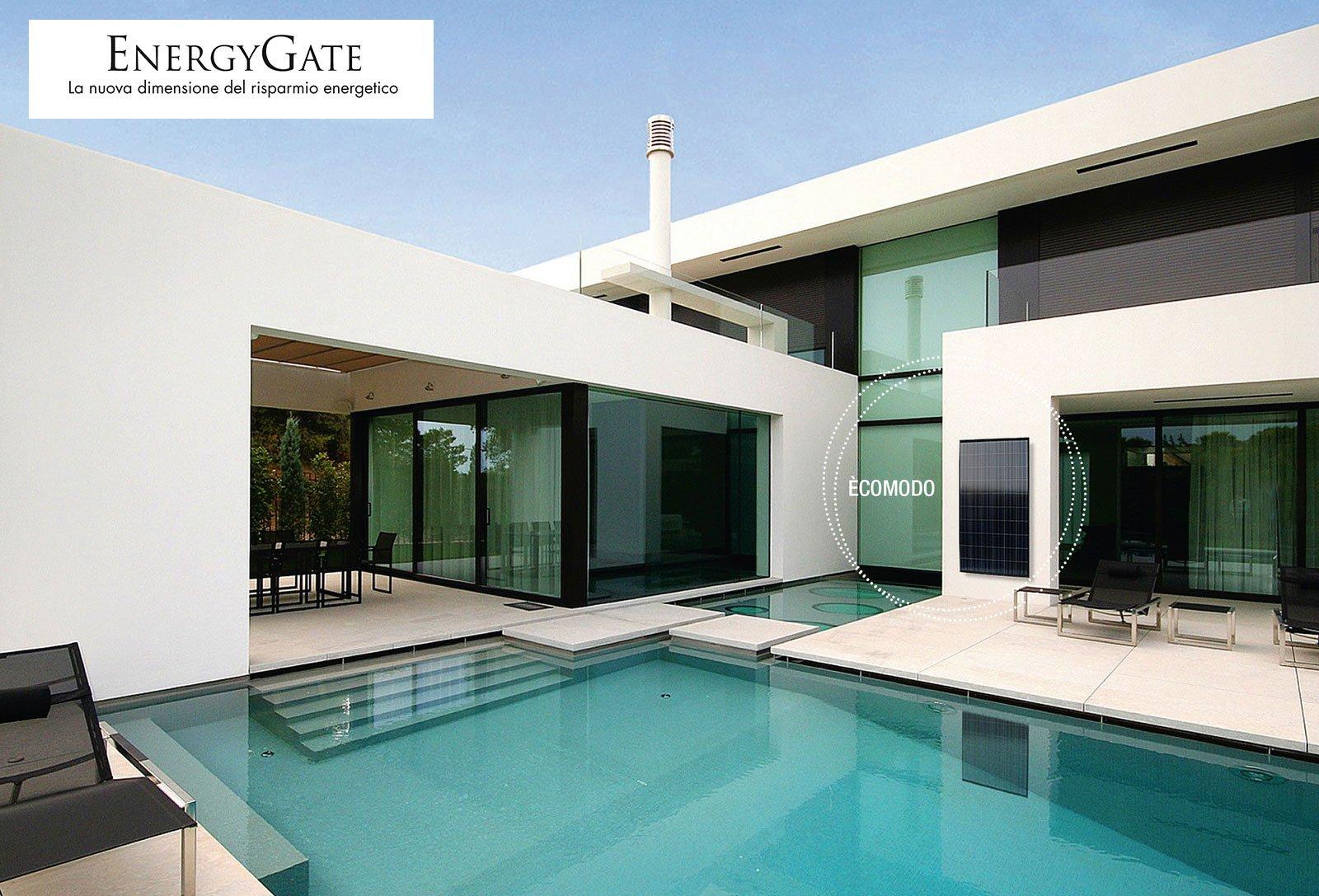 Energygate un risparmio energetico evoluto cose di casa - Risparmio energetico casa ...