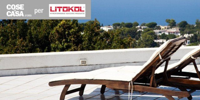 Starlike®, l'unico sigillante che protegge le fughe dai raggi UV