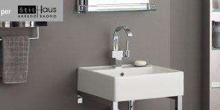 Accessori per il bagno: qualità italiana per completare l'ambiente