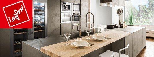Cucine moderne arredamento cose di casa for Nuove case contemporanee