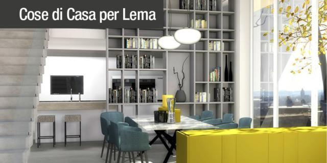 Arredare l'open space: un progetto di interior design