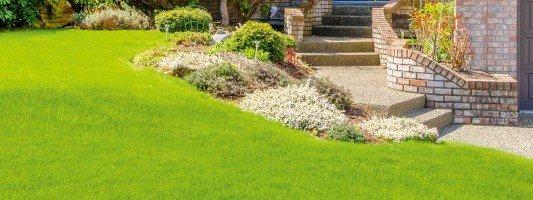 Giardino aiuole e green arredamento cose di casa for Come ottenere un prestito di terreni per costruire una casa