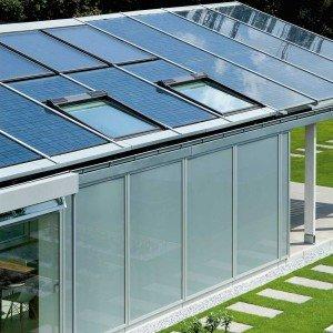 Finestre a bilico VELUX Integra solari