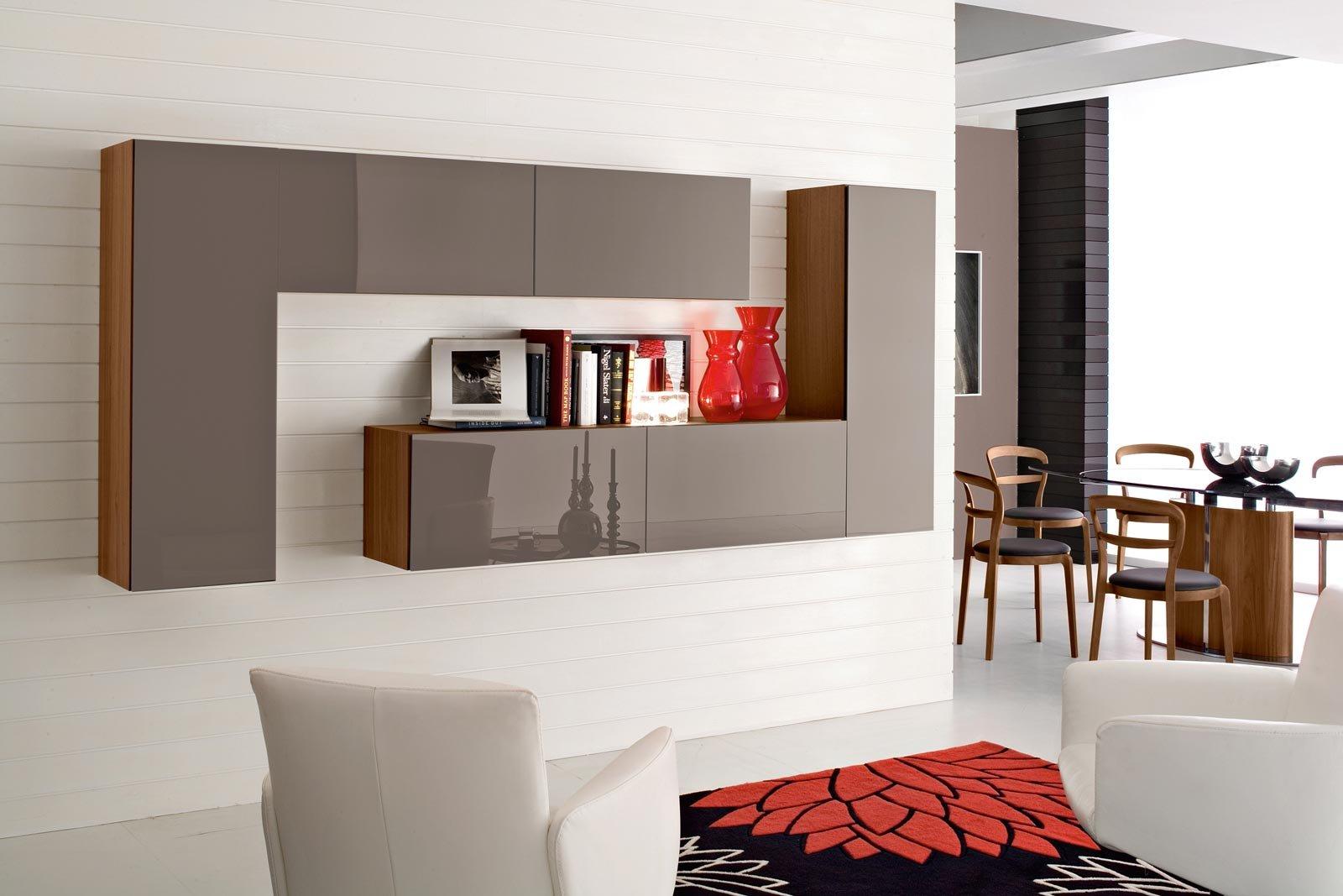Mobili sospesi per il living o l 39 ingresso cose di casa for Calligaris mobili soggiorno