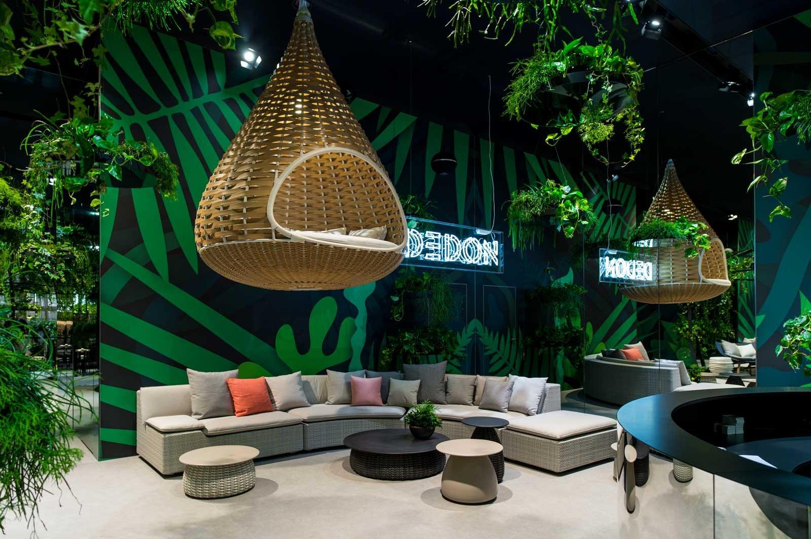 novit per il giardino dalla settimana del design cose di casa. Black Bedroom Furniture Sets. Home Design Ideas