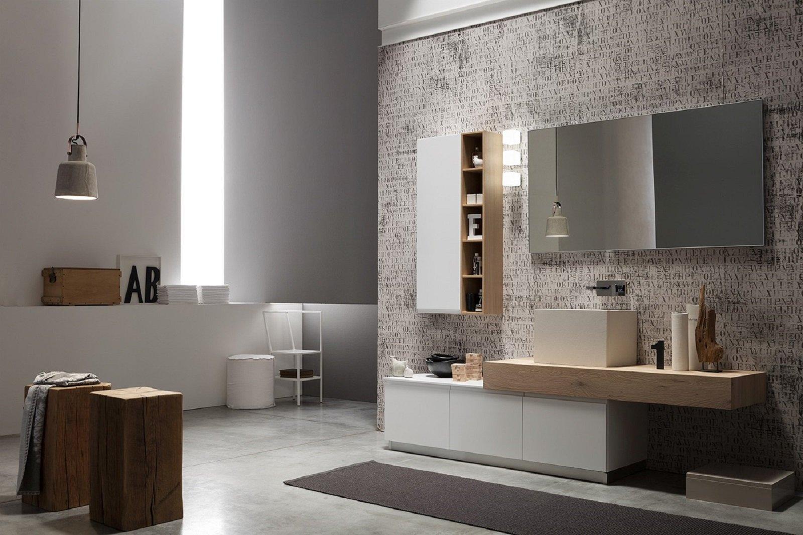 Lavabi c alcune delle novit al salone del bagno 2016 - Mobili del bagno ...