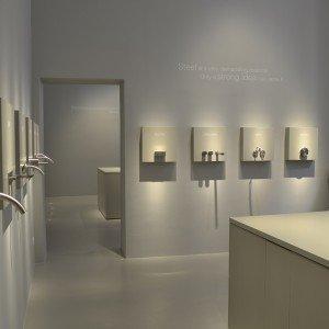 Lo showroom CEA MILANO inaugurato in Via Brera, 9  a Milano
