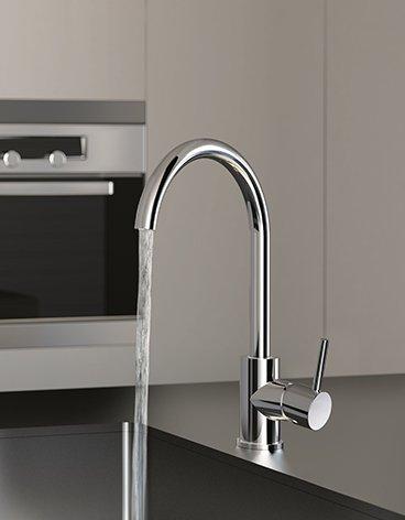 rubinetti per la cucina - cose di casa - Rubinetti Per Lavello Cucina