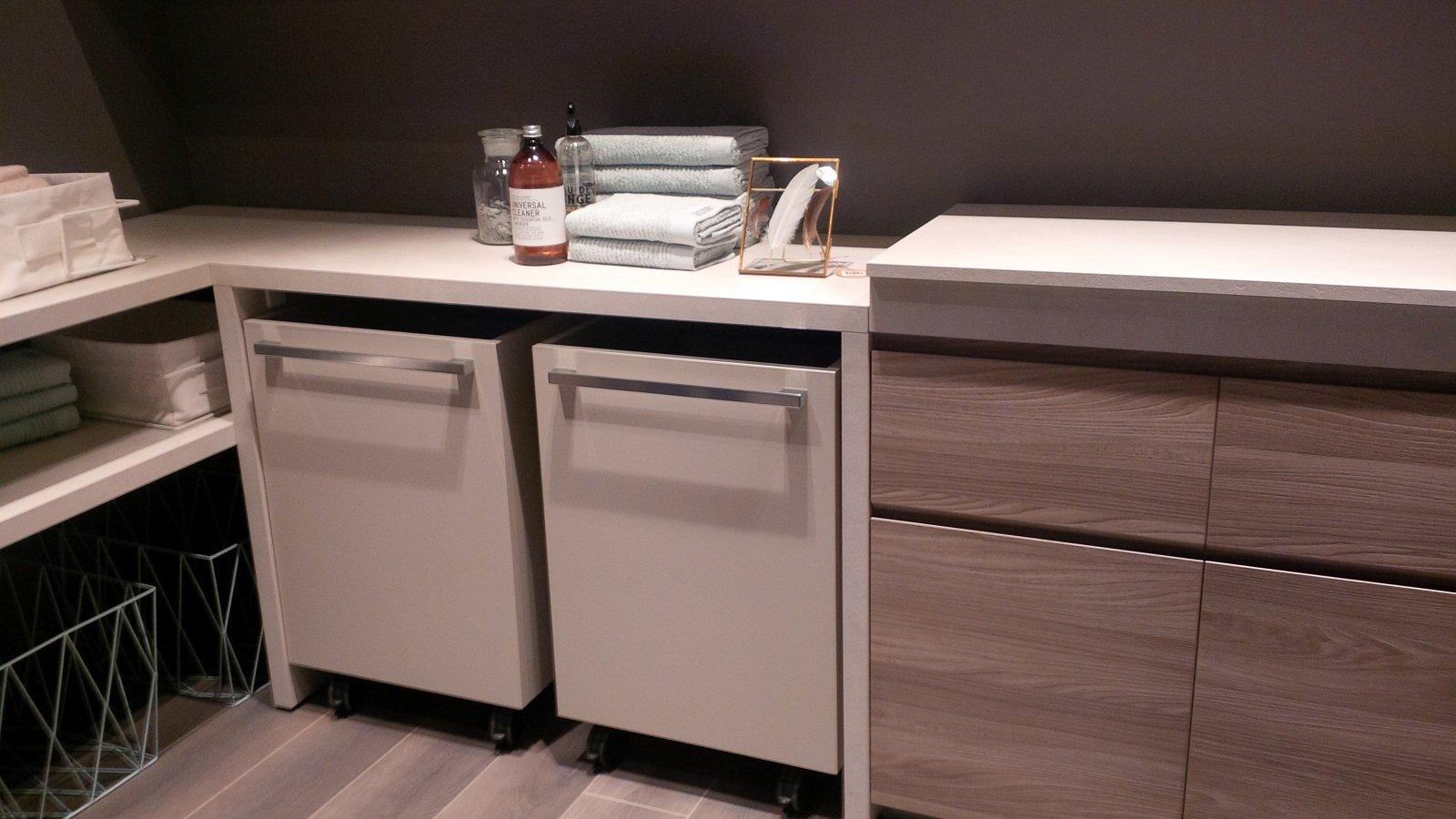 Mobili lavatrice bagno interesting screenshot inviato dal - Carrelli ikea bagno ...