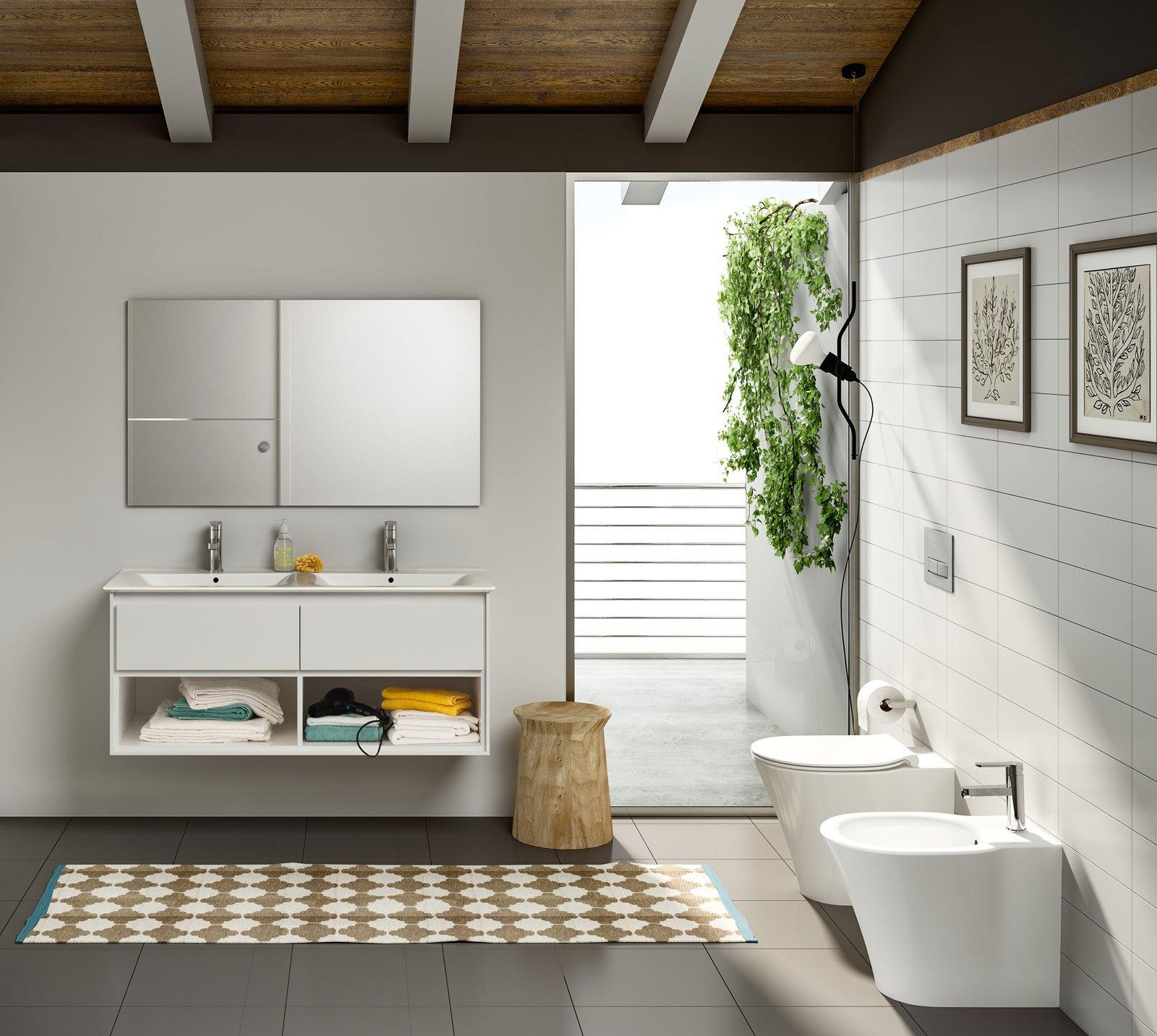 Ristrutturare il bagno di casa con la detrazione fiscale for Detrazione fiscale mobili