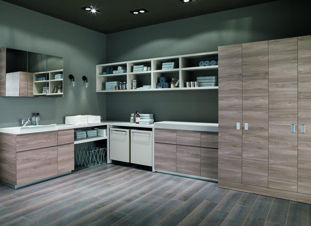 Salone bagno 2016 la lavanderia anche a scomparsa for Design di mobili