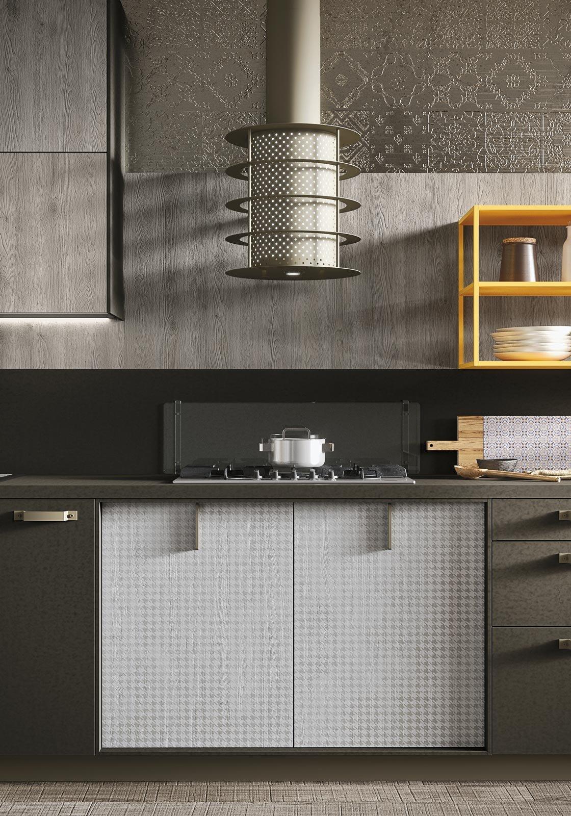 Cucine industrial style loft di snaidero cose di casa - Cucine urban style ...