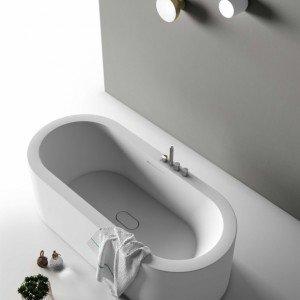 Vasca in Corian DuPont Ooh! (design Marco Devigili) di Planit (www.planit.it)
