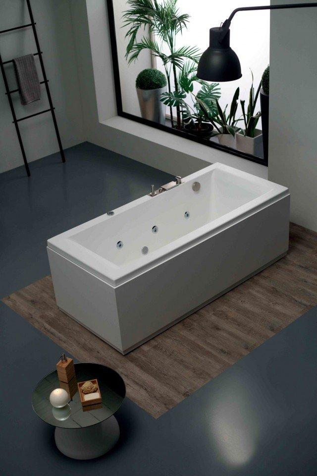 Vasca freestanding, non solo per la stanza da bagno - Cose ...