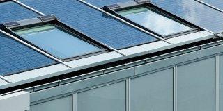 Finestre solari domotiche: un esempio di applicazione