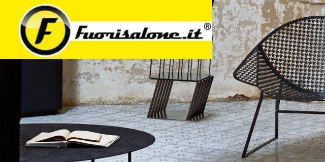Daa al Fuorisalone 2016: mobili in metallo lavorati come merletti
