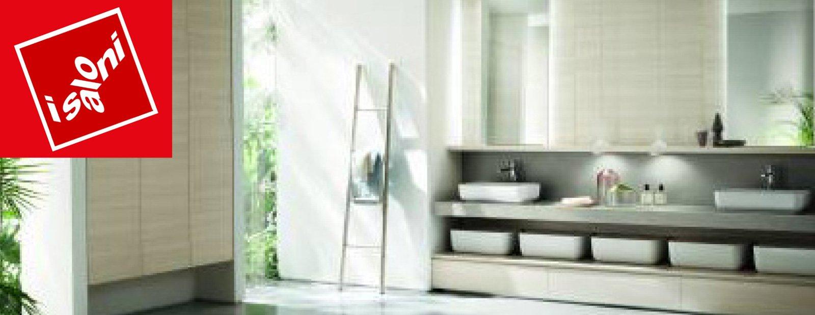 Salone internazione del bagno 2016 tre gli stili pi for Registrare gli stili di casa