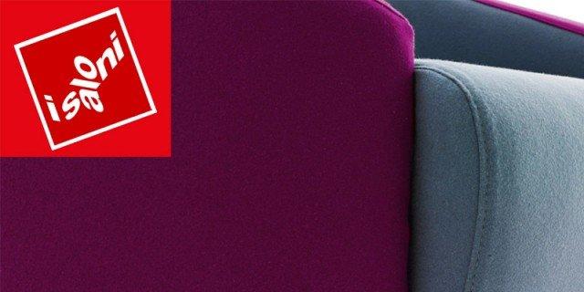 A iSaloni, la poltrona Cart di Joe Colombo in versione bicolor per Ditre Italia