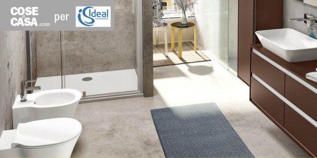"""Per il bagno, """"light design"""" per la nuova collezione Connect Air"""