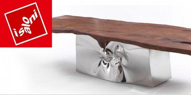 Al Salone del Mobile, il legno più antico del mondo