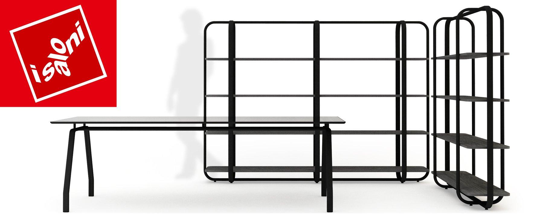 Tendenze salone metallo protagonista d 39 effetto cose di casa for Piccoli piani di casa in metallo