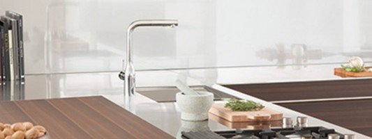 Lavelli e rubinetteria in cucina arredamento cose di casa - Rubinetti x cucina ...