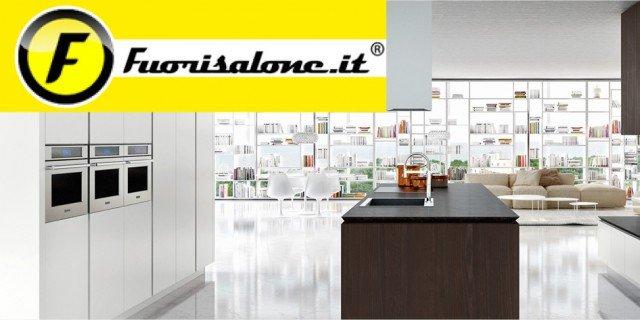 Fuorisalone: Pininfarina Home Design per la cucina di Snaidero Idea40 e il living di Reflex