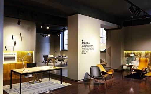 Carl Hansen & Son: nuovo showroom nel cuore di Milano