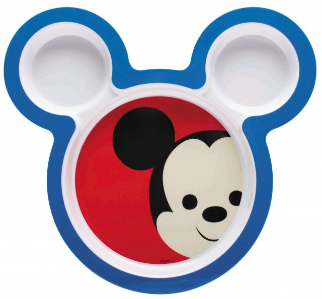 1 ZAK DISNEY_shaped plate ÔÇô 24cm_mickey mouse copia