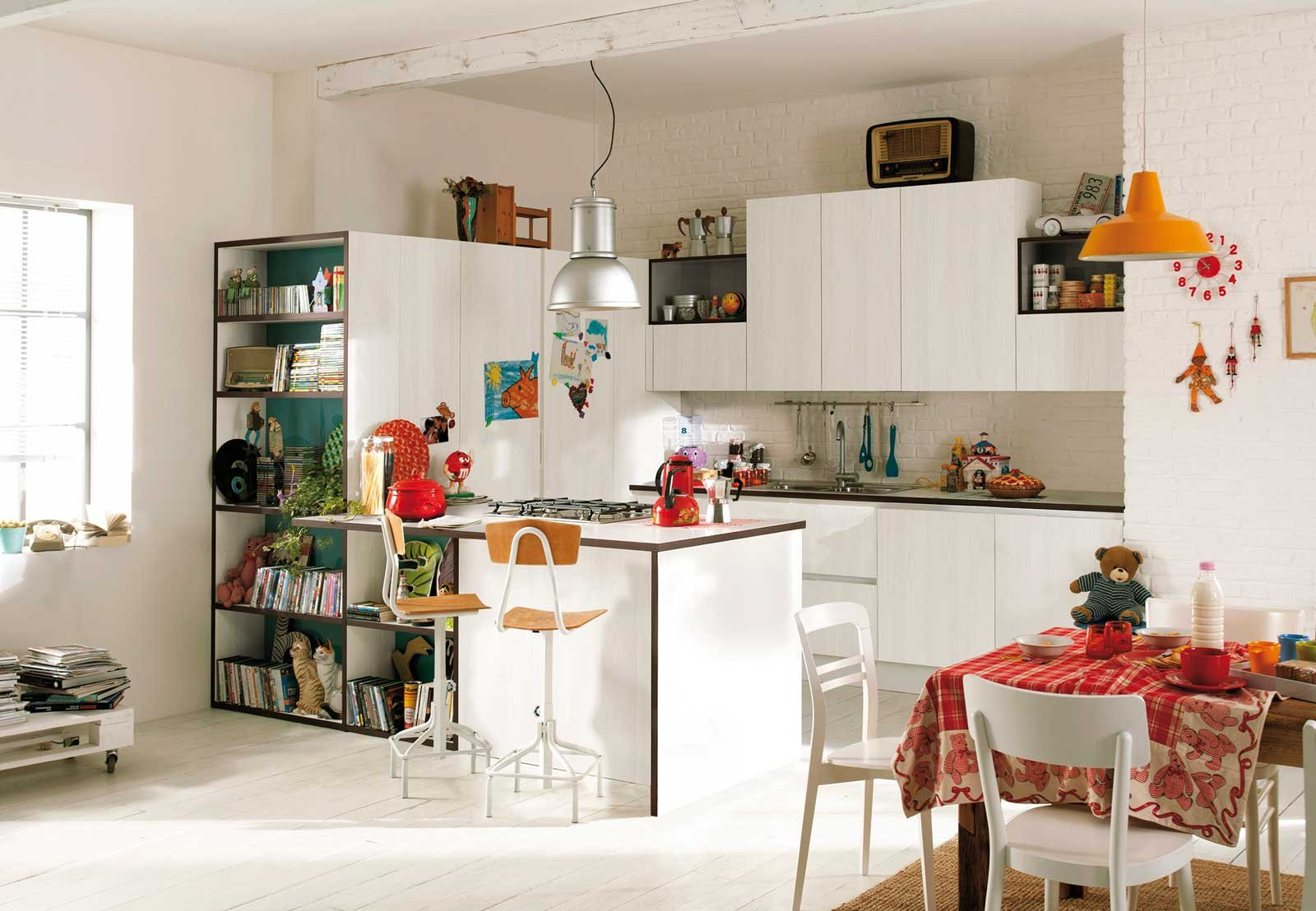 Cucine Record. Simple Cucine Moderne Con Gola With Cucine Record ...