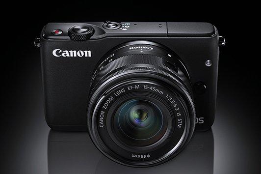1canon-EOSM10 BK FST L263 BEAUTY-macchina fotografica