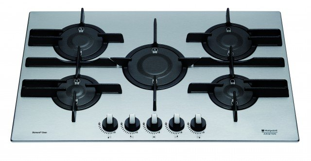 2hotpoint-Luce Direct Flame-piano a gas