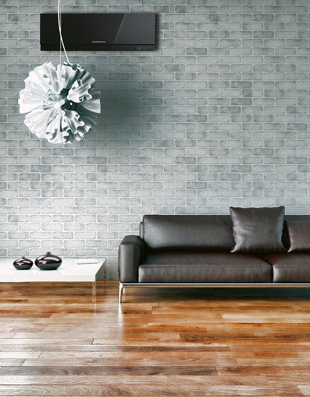 Climatizzatori di design quasi come un quadro cose di casa - Conviene riscaldare casa con climatizzatore ...