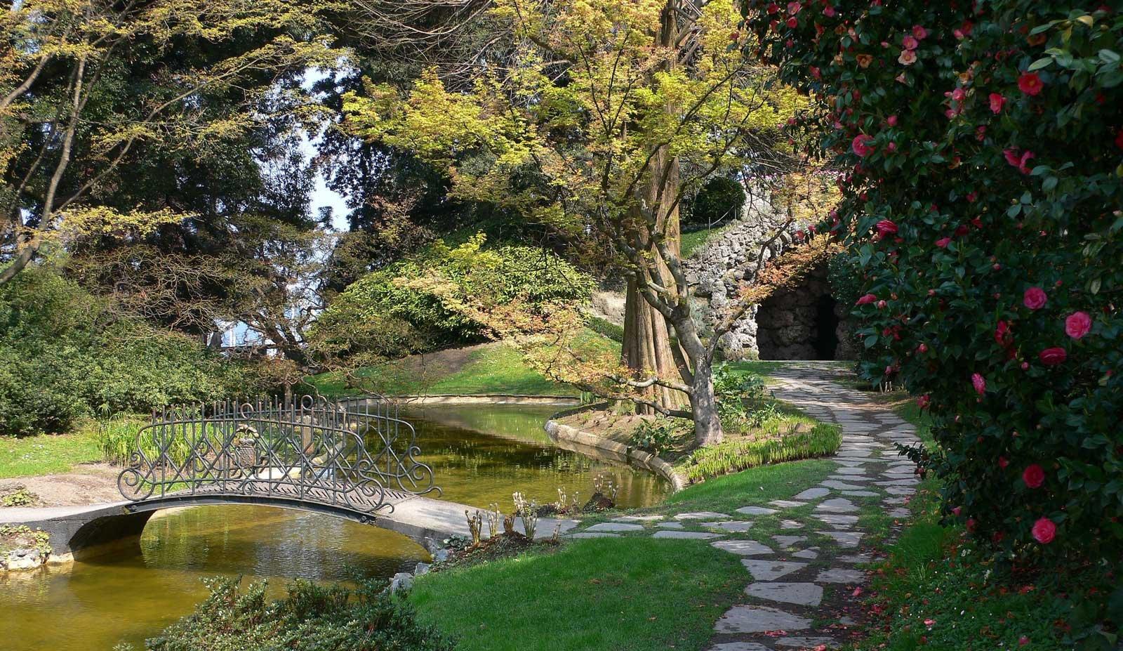 I 10 parchi pi belli d italia cose di casa for Laghetto i giardini